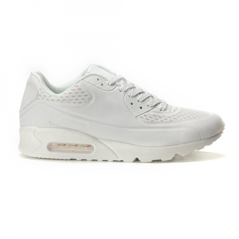 7436aff0211 GrabitApp · Ανδρικά λευκά αθλητικά παπούτσια Jomix