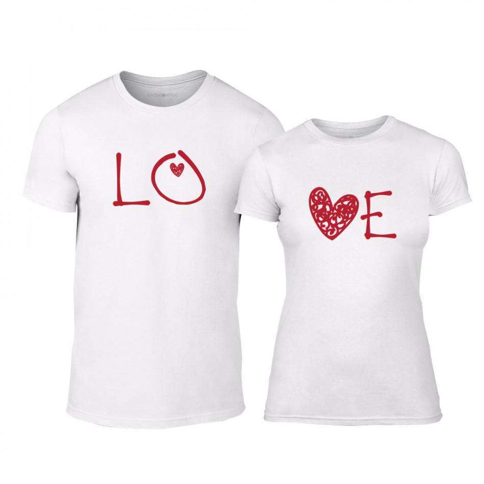 6a354dfd977d Κοντομάνικα με εκτυπώσεις Ανδρικά Μπλουζες για ζευγάρια