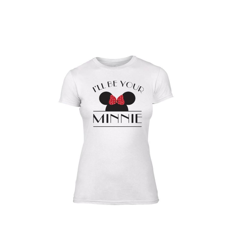 c85ef67a43da Γυναικεία Μπλούζα I Will Be Your λευκό Χρώμα Μέγεθος S 57638