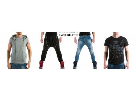Циповете - топ детайл по мъжките дрехи за сезон пролет/лято 2015