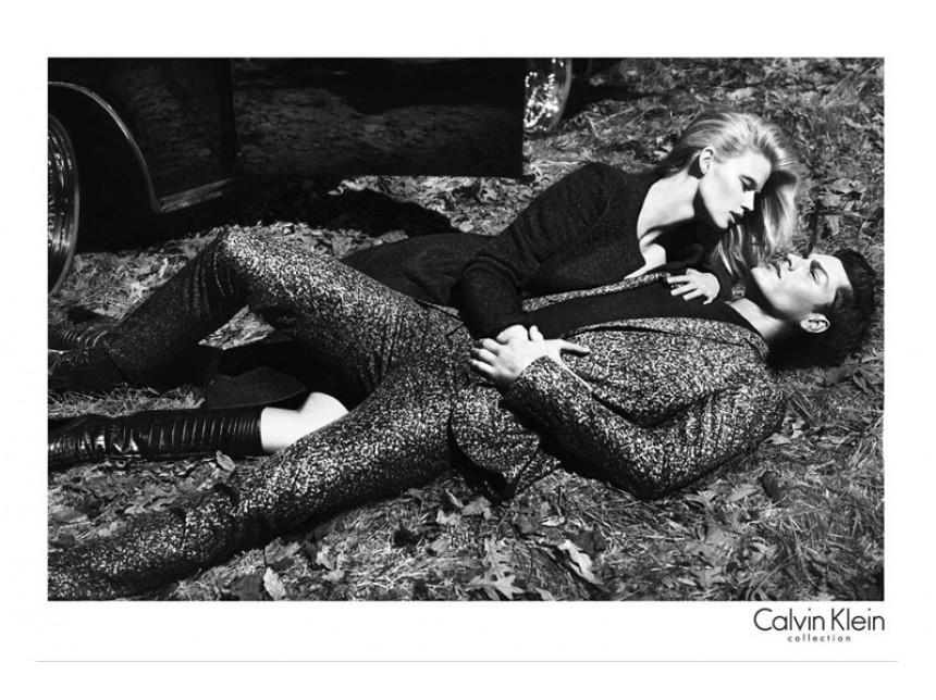 Мъжката колекция на Calvin Klein за сезон есен/зима 2013-2014