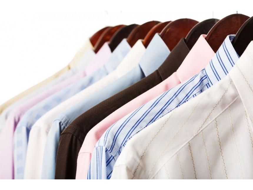 Мъжете срещу ризите