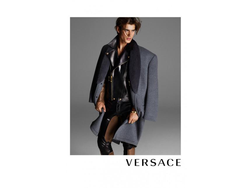 Какво ще носят мъжете тази есен и зима според Versace