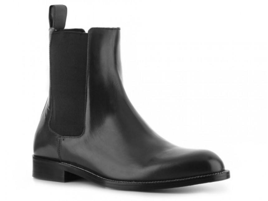 Как да изчистим солта от кожени обувки