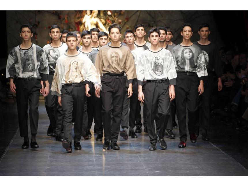 Мъжките тениски пролет/лято 2015 като произведение на изкуството