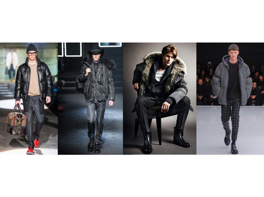 Мъжките пухенки отново ще спасят модерния ви стил и през зима 2014/2015