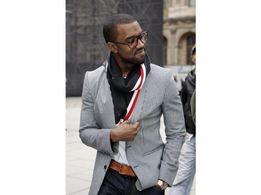 В стила на Kanye West
