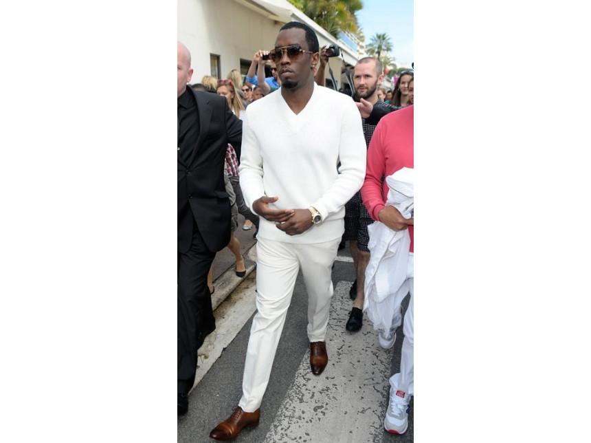 P. Diddy- институция в хип-хопа и в мъжката мода