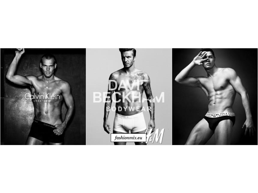Яките модели мъжко бельо от Calvin Klein, Armani, Dsquared2, Versace и Dolce&Gabbana