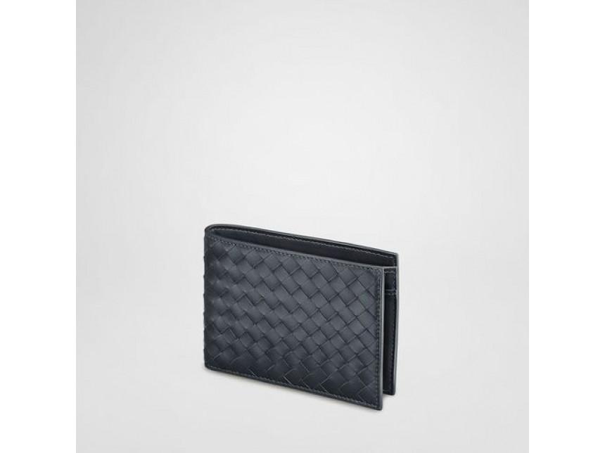 Мъжки портфейл Bottega Veneta стилен и висококачесвен мъжки аксесоар