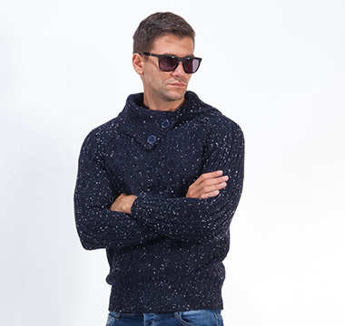 Свежи пуловери и жилетки