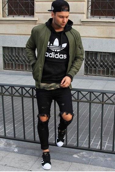 Dress code streetwear